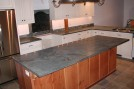Polished Crowsfoot kitchen